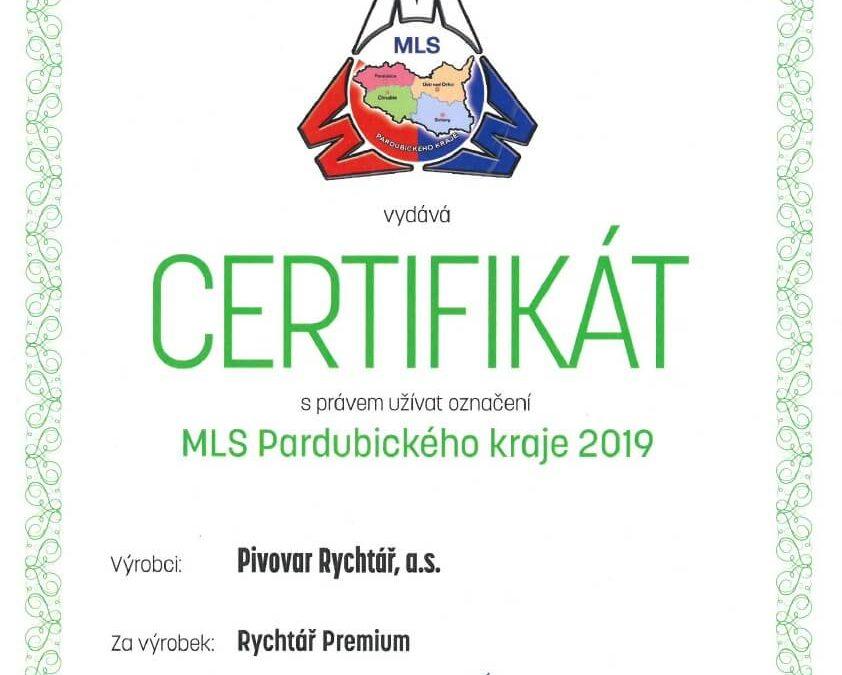 MLS Pardubického kraje 2019